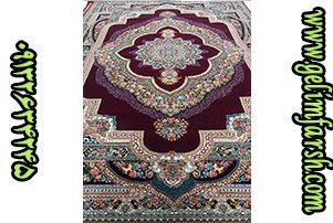 قیمت فرش 12 متری 700 شانه باغ معلق روناسی