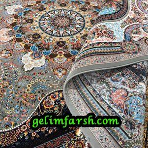 قیمت فرش 12 متری 700 شانه نسترن فیلی