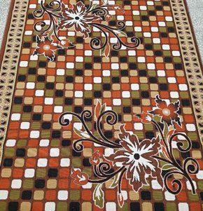گلیم فرش ابعادی کد 132