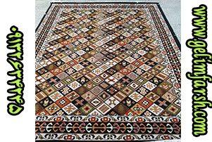 گلیم فرش ابعادی کد 134