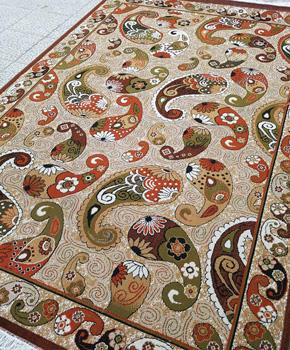 گلیم فرش ابعادی کد 136