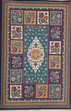 گلیم فرش ابعادی کد 139