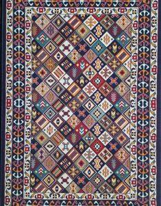 گلیم فرش ابعادی کد 144