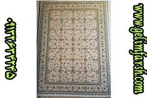 قیمت فرش ماشینی 1000 شانه طرح مهسان کرم