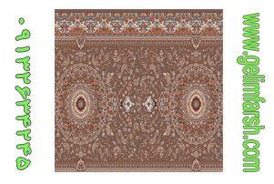 فرش سجاده ای ترنج