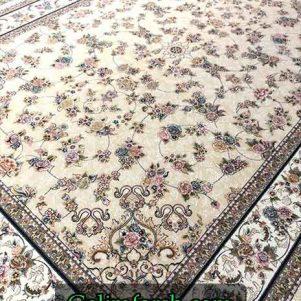 فرش گل برجسته طرح گیلدا فیلی 700 شانه