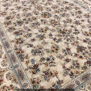 فرش ماشینی 1200 شانه افشان بهشت فیلی
