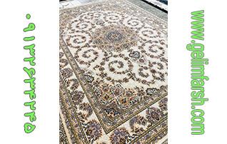 فرش گل برجسته طاها فیلی 700 شانه