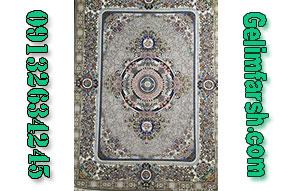 فرش ماشینی آلیس دلفینی