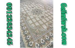 فرش ماشینی ۱۲۰۰ شانه آراد فیلی