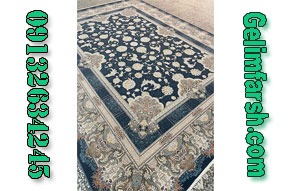 فرش ماشینی ۱۲۰۰ شانه کمند کاربنی