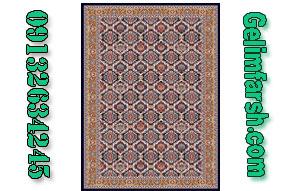 فرش فانتزی ارزان قیمت گبه کد 1104