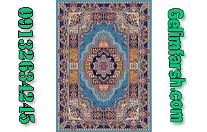 فرش مدرن ایرانی گبه کد1110